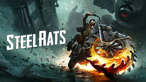 demo steel rats juz dostepne na pc gry  interiapl