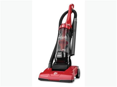 Dirt Devil Featherlite Bagless Upright vacuum Central