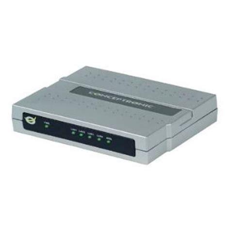 fnac ordinateur de bureau conceptronic cadslr4b routeur modem adsl ordinateur
