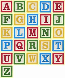 3 inch building block letters and numbers machine embroidery With letter building blocks