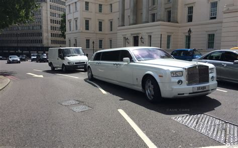 Rolls Royce Limousine by Rolls Royce Phantom Limousine 3 August 2015 Autogespot