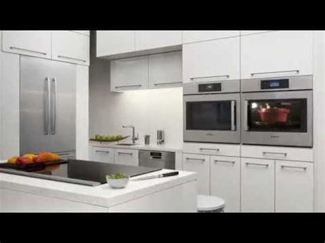 bosch kitchen clean european design youtube