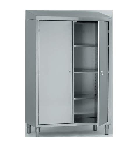 armoire de rangement inox