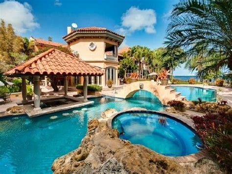 dream homes  indoor pools dream house  pool dream