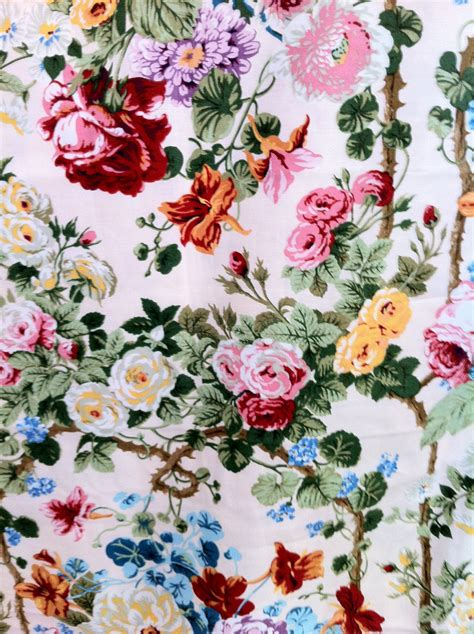 Floral Drapery Fabric by Floral Upholstery Fabric Koekalooks