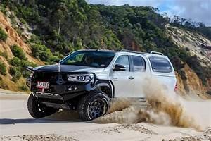 AFN Toyota Hilux: Custom 4X4OTY contender | 4X4 Australia