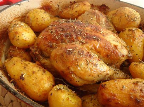 la cuisine de maryse poulet en cocotte et ses pommes de terre rôties maryse