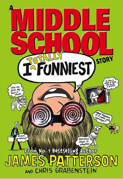 Totally Funniest Middle Books Patterson James Funny