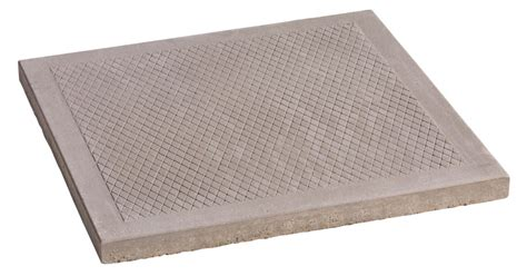 decor precast patio paver 24 inch x 24