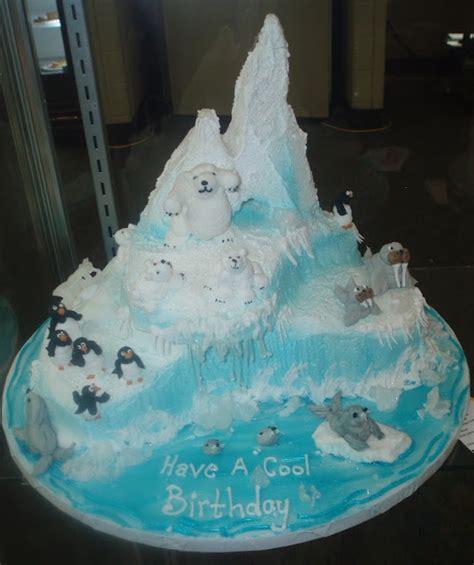cake decorating arctic cake cake gawking cake amazing