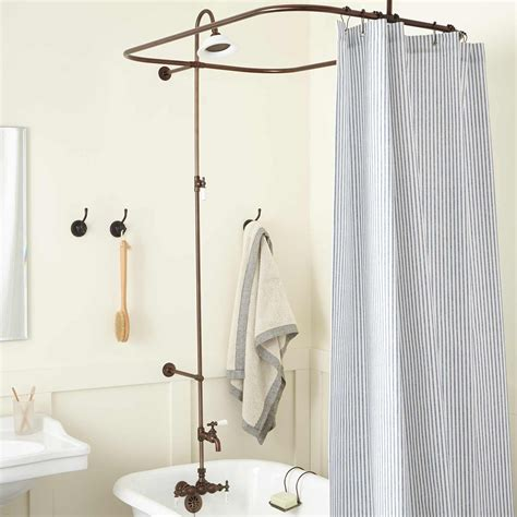 Tub Curtain by 25 Best Ideas Shower Curtains For Clawfoot Tubs Curtain