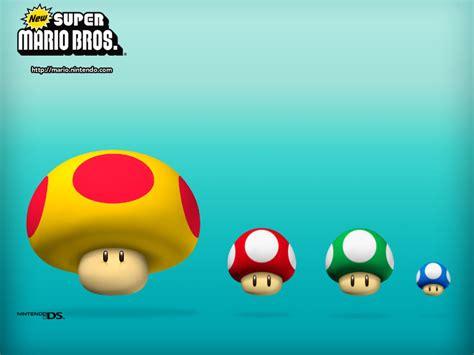 New Super Mario Bros Nintendo Ds Wallpaper 1383140