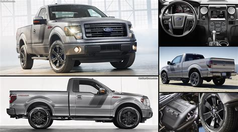 Ford F150 Tremor by Ford F 150 Tremor 2014 Pictures Information Specs