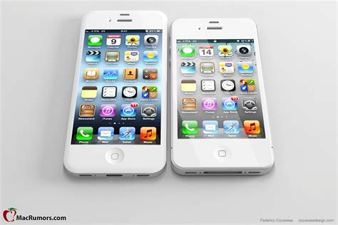 iphone 4 new what will the 4 inch iphone 5 look like here are 12