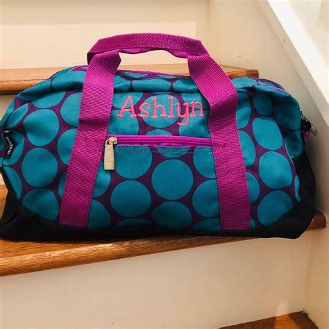 toddler girl   school duffle bag birthday gift  sister kids travel bags kids duffle