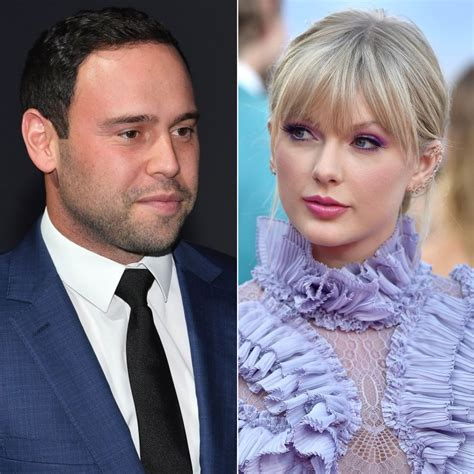 Scooter Braun Was 'Shocked' By Taylor Swift's Masters Post