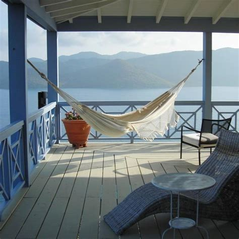 covered hammock bed affordable porch decor ideas a cheapskate s guide