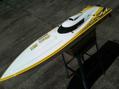 Rc Boat On Sale for sale aquacraft 51 quot gasoline rc boat r c tech forums