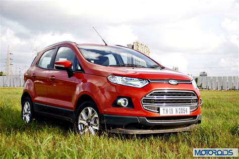 ford diesel 5 ford ecosport 1 5 tdci diesel review images specs price