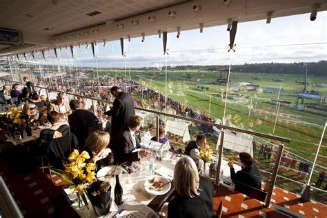 restaurants newbury racecourse