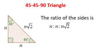 454590 Right Triangles (solutions, Examples, Videos
