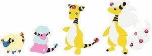 Pokemon Flaaffy Evolution Images | Pokemon Images