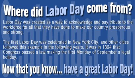 history  labor day ecard email  personalized