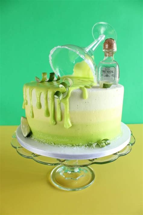 margarita cake tequila patron cake lime cake cinco de