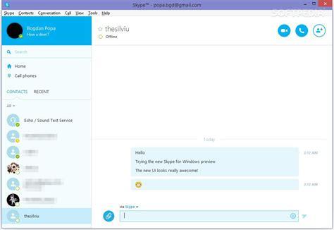 telecharger skype gratuit pour bureau skype desktop windows 8 1 offline