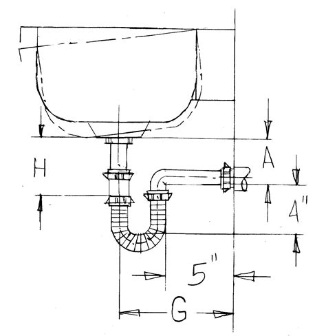 p trap size for kitchen sink determine your size for shoo bowl sinks 9032