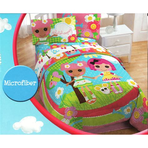 lalaloopsy bed lalaloopsy sleeping bag three friends dolls slumber set