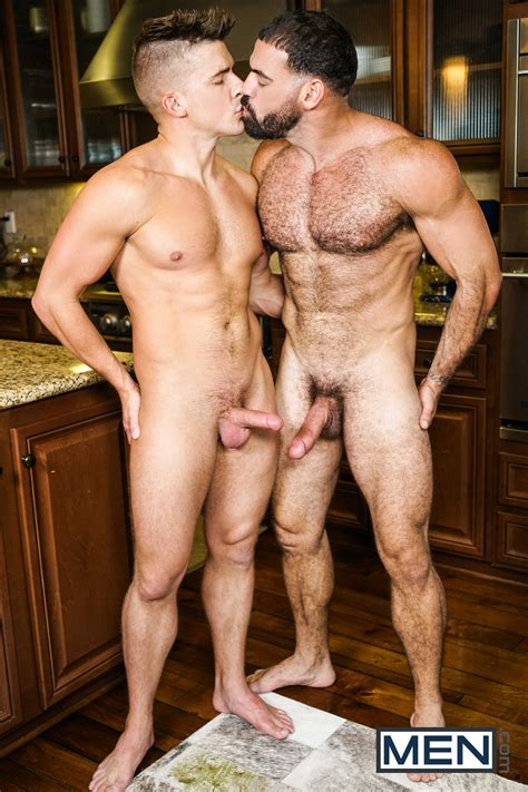 Gay Porn Hairy Hunk Ricky Larkin Fucks Jake