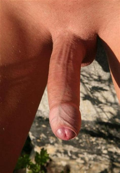 Monster Shaved Cock