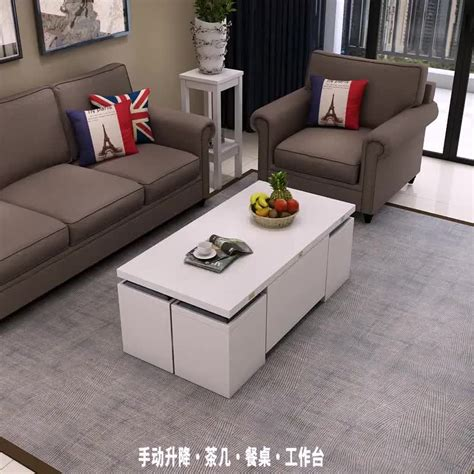 Multifunction foldable coffee table liftable. Multifunctional Folding Lift Coffee Table To Dining Table - Buy Wooden Coffee Tables,Modern ...