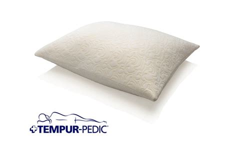 tempur pedic pillow closeout tempur pedic comfort p groupon goods