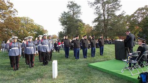 PBLA Cadets participate in wreath laying at Arlington ...