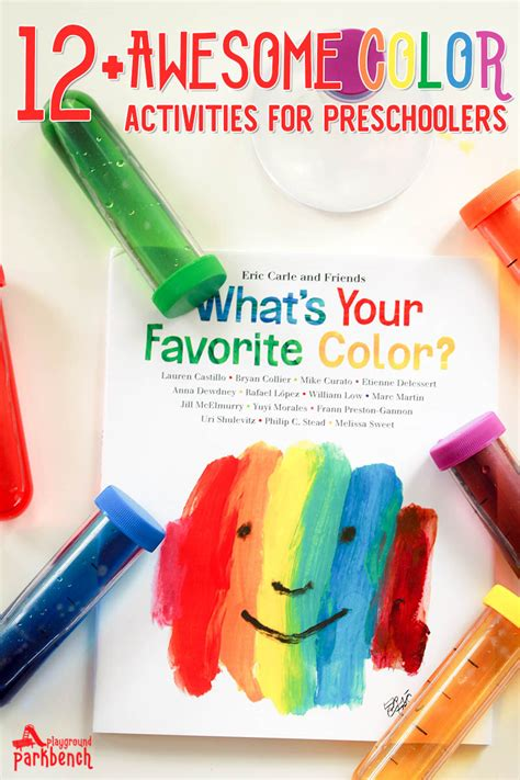 why do you your favorite color color activities for 828 | color activities for preschoolers main