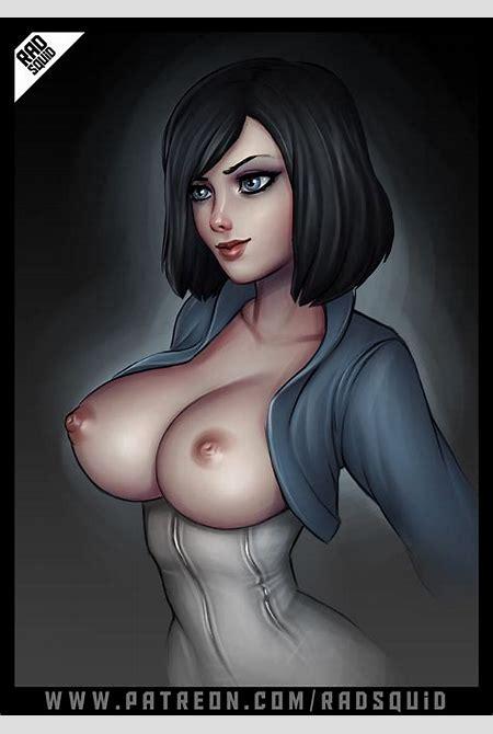 Elizabeth – RadSquid – Bioshock