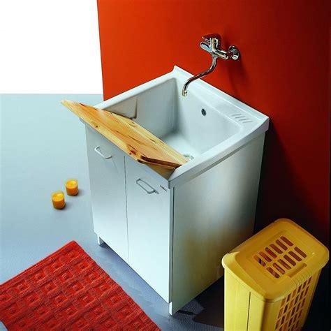 lavella montegrappa mobile lavatoio lavello ceramica linea acqua edilla