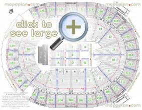 Mgm Grand Garden Floor Plan by New T Mobile Arena Mgm Aeg Seat Amp Row Numbers Detailed