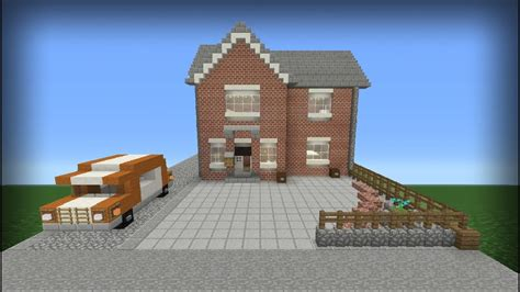 real life house  minecraft youtube