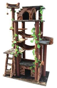 how to make a cat tree cat towers on cat furniture cat enclosure and