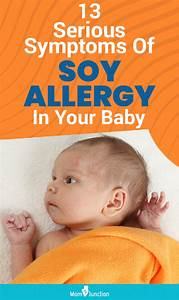 Food Chart After C Section 13 Serious Symptoms Of Soy Allergy In Babies