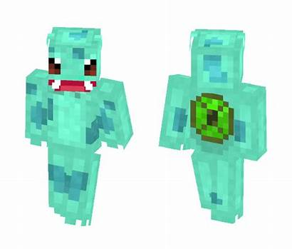 Bulbasaur Minecraft Skin Superminecraftskins Skins