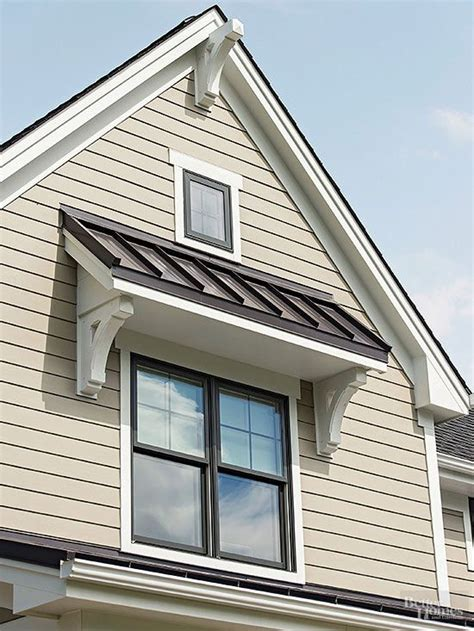 garage curb appeal black metal roof house trim exterior doors