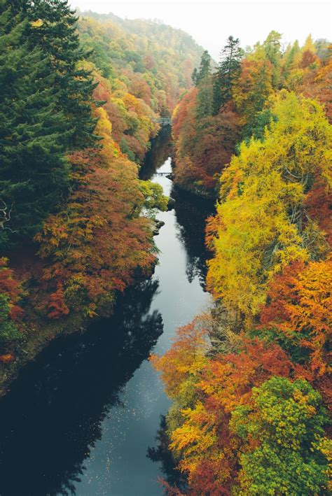photography art landscape nature autumn scotland artist