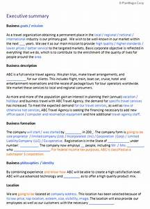 merrill lynch business plan template airline company With merrill lynch business plan template