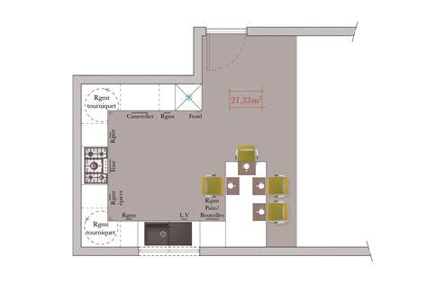 plan cuisine professionnelle gratuit plan darchitecte de cuisine professionnelle maison moderne