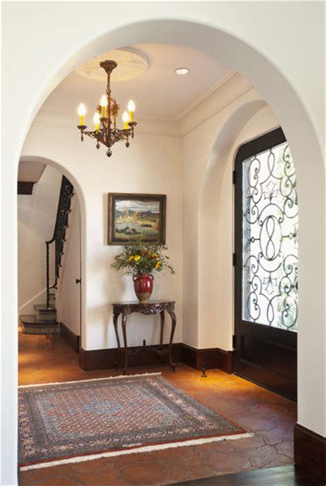 spanish colonial remodel mediterranean entry