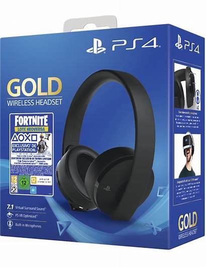 Ps4 Headset Fortnite Wireless Playstation Edition Versa